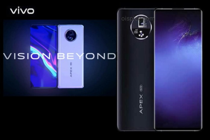 Vivo Apex 2020 5g Smartphone