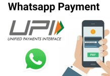 set up WhatsApp Pay or WhatsApp Payment
