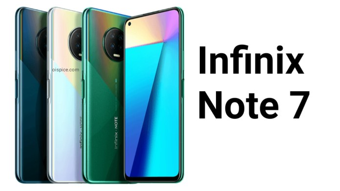 Infinix Note 7 Smartphone Pros and Cons