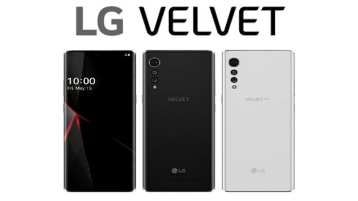 LG Velvet 5G Smartphone Specifications