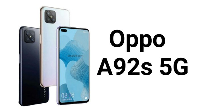 Oppo A92s Smartphone Pros and Cons