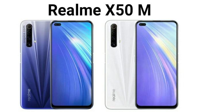 Realme X50 M 5G Smartphone