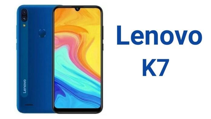 Lenovo k7