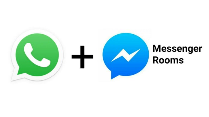 WhatsApp Web Gets Facebook Messenger Rooms