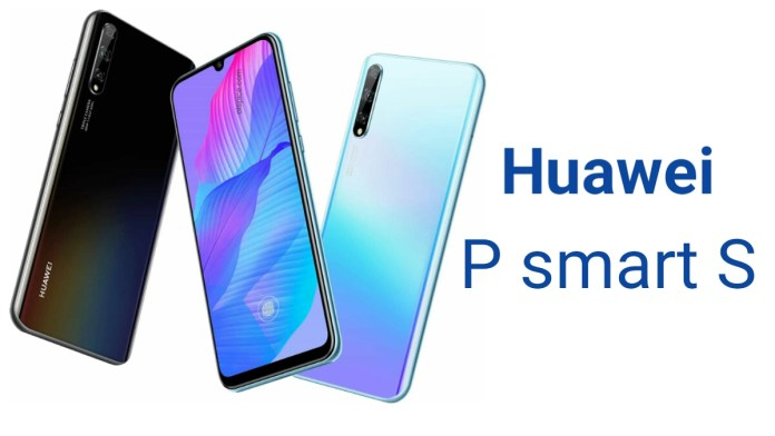 Huawei P Smart S Specifications Price Pros and Cons
