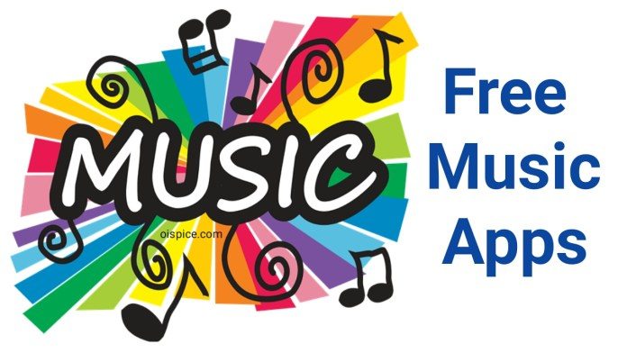 Free Music Apps for Android Smartphones