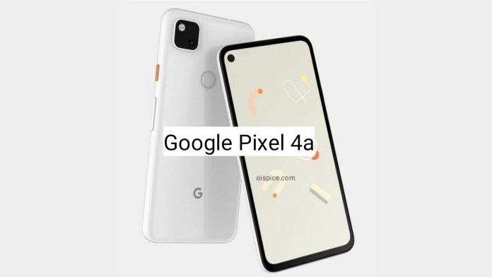 Google Pixel 4a specifications