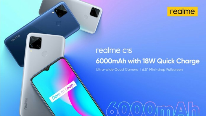 Realme C15 pros and cons