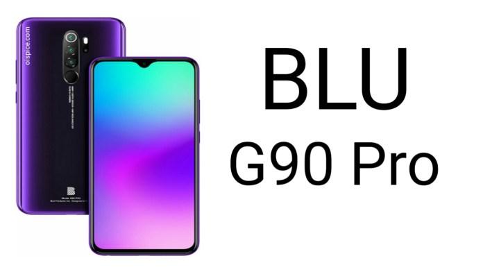 Blu G90 Pro
