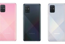 Galaxy A71 vs Galaxy A71 5G vs Galaxy A71 UW