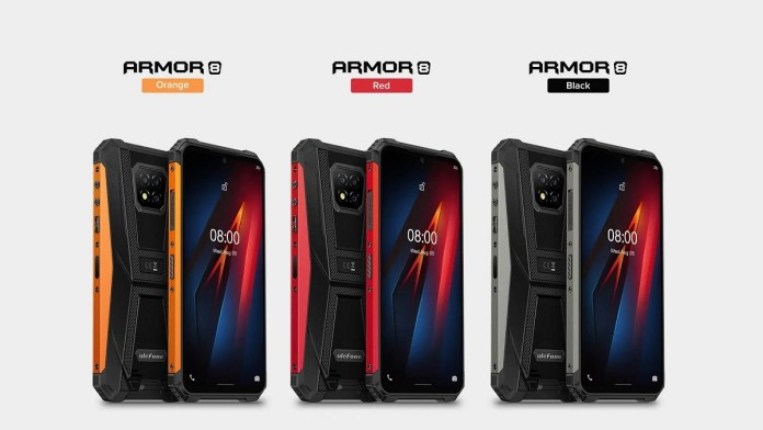 Ulefone Armor 8 pros and cons