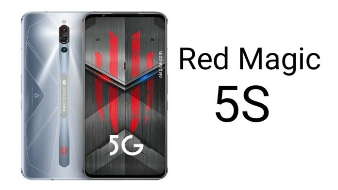 ZTE nubia Red Magic 5S