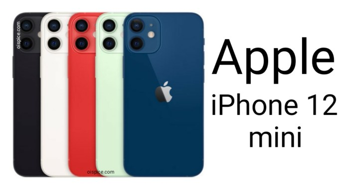 Apple iPhone 12 Mini pros and cons
