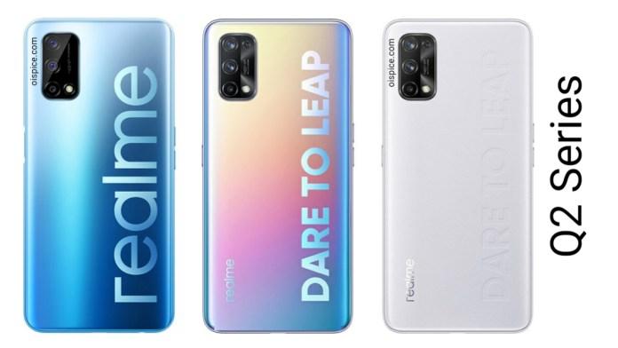 Realme Q2 and Q2 Pro
