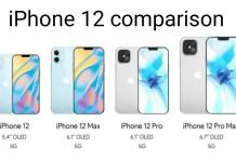 iPhone 12 VS iPhone 12 Pro VS iPhone 12 Pro MAX
