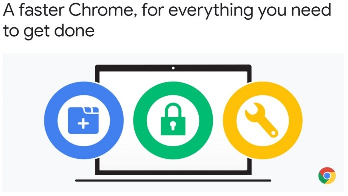 Chrome major performance improvements
