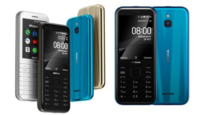 Nokia 8000 pros and cons