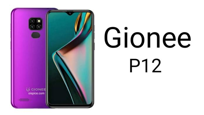 Gionee P12