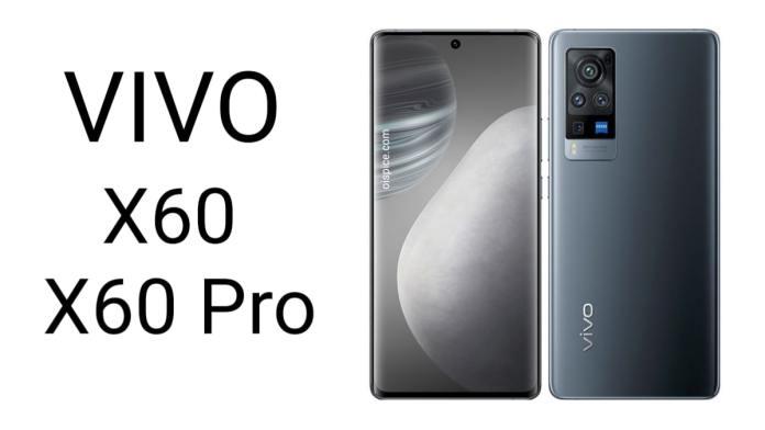 Vivo X60 and X60 Pro