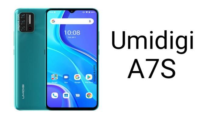 Umidigi A7S