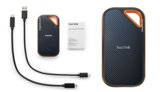 SanDisk Extreme and Extreme Pro SSDs