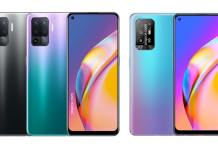 Oppo A94 4G and 5G