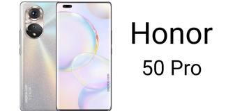 Honor 50 Pro