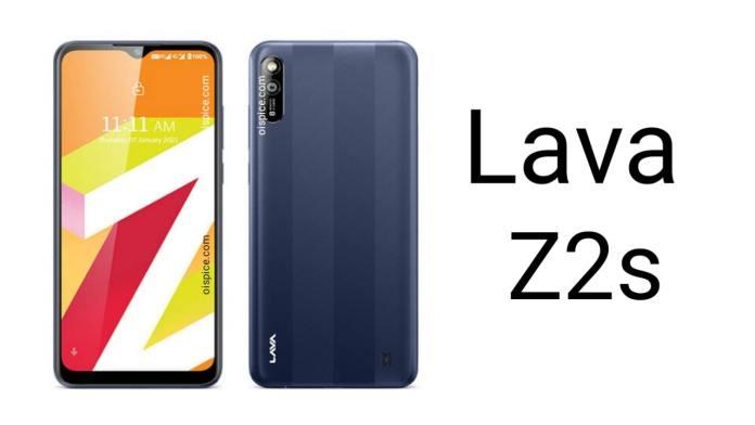 Lava Z2s
