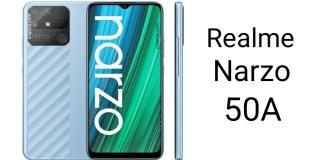 Realme Narzo 50A