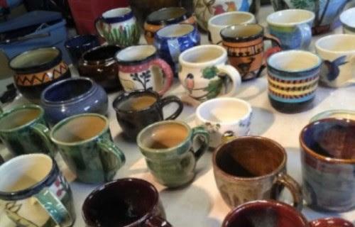 firestick pottery class
