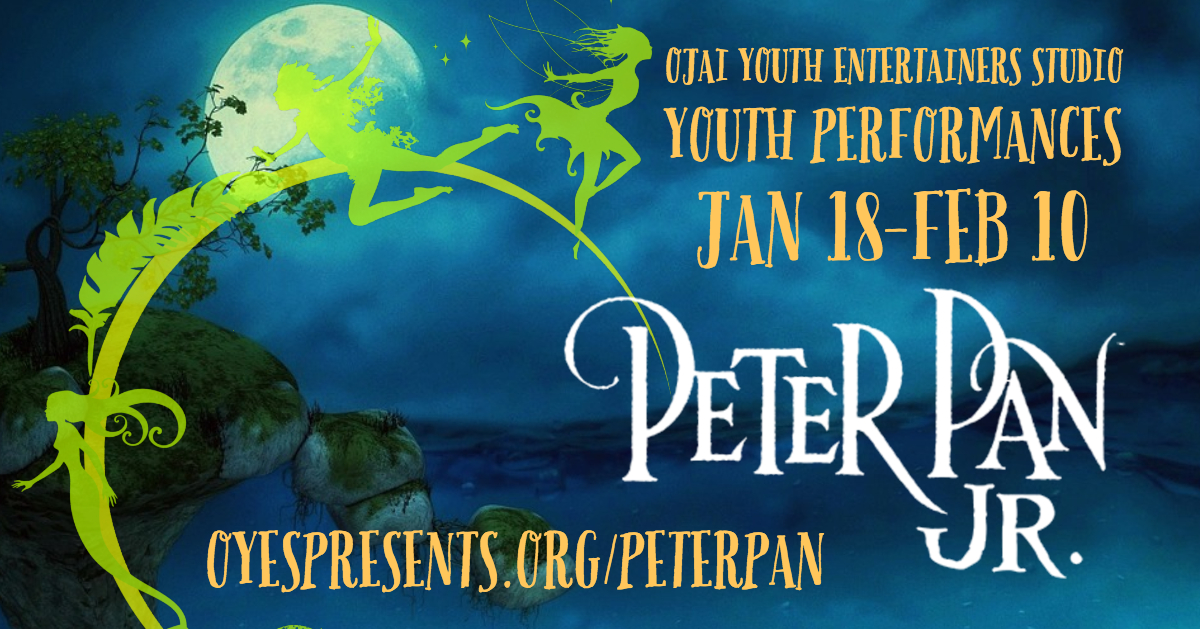 peter pan, oyes, theater