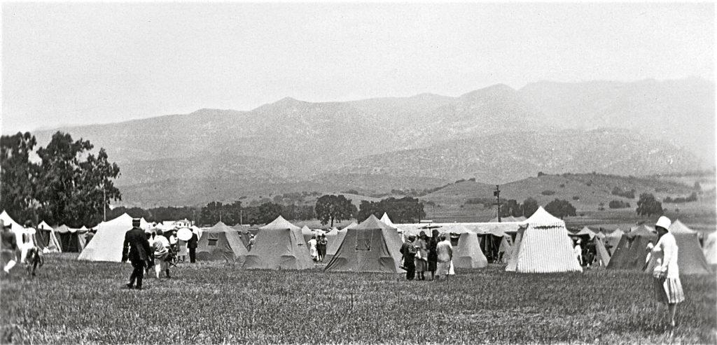 Star Camp in Meiners Oaks