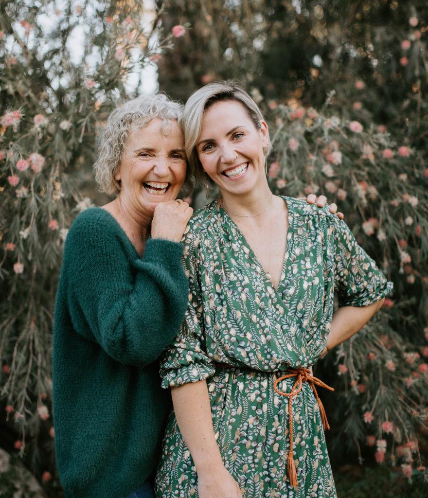Jen Keeler & Liz Otterbein
