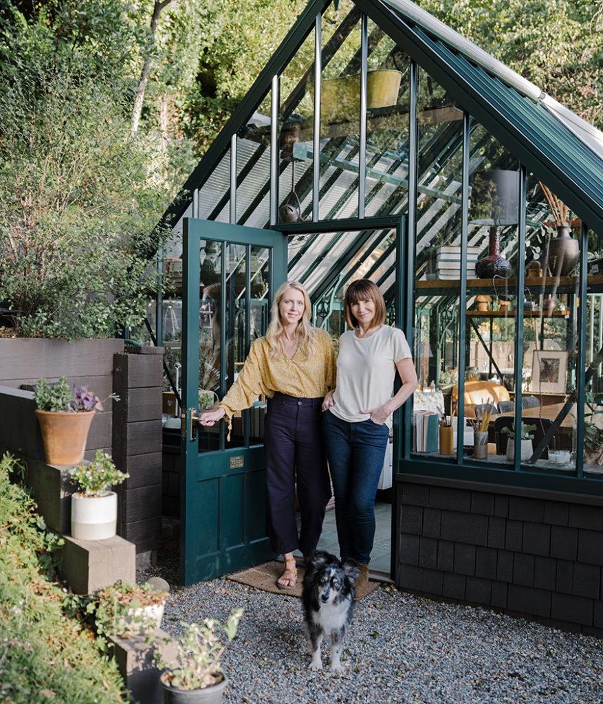 Lilly McDowell Walton & Mary Steenburgen