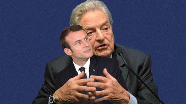 Soros et Macron: jeu des 10 ressemblances. Première partie