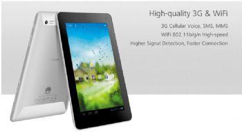 Huawei presenta MediaPad 7 Lite, su tablet para competir con Nexus 7