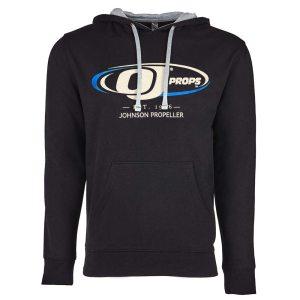 OJ Props Logo Hoodie Black
