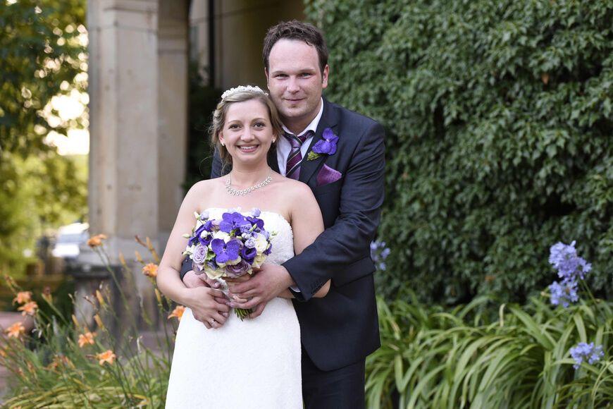 Obwohl Vanessa Und David Viel Hochzeit Auf Den Ersten