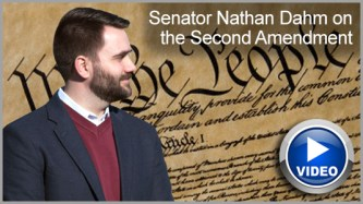 Image result for oklahoma state senator nathan dahm