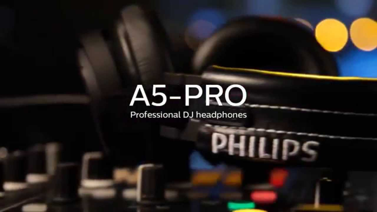 Philips Armin van Buuren A5-PRO (Product Intro)