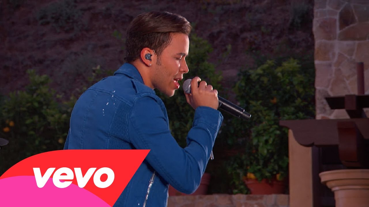 Prince Royce – Stand By Me #PepsiSummerSolstice