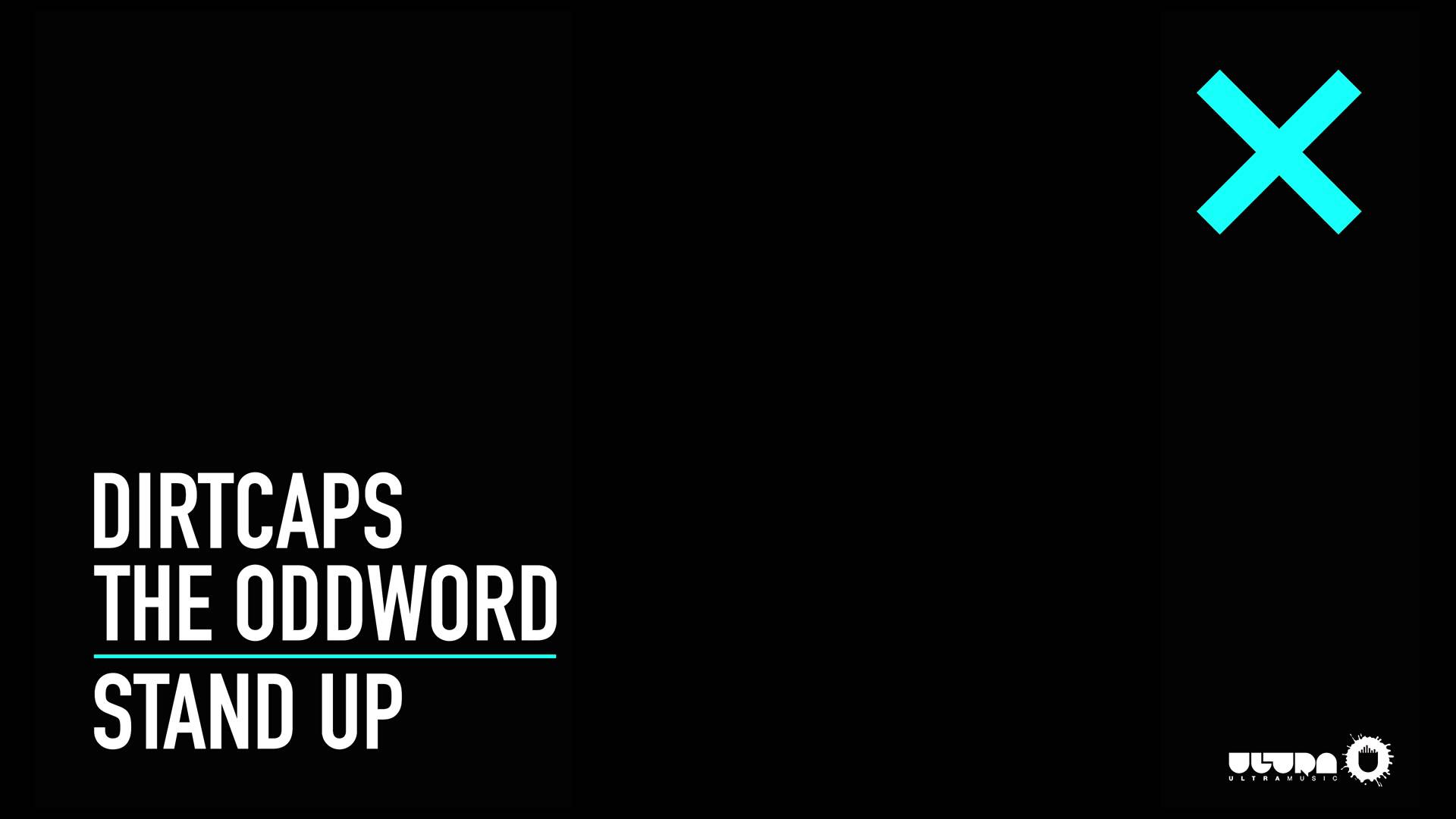 Dirtcaps & The Oddword – Stand Up (Cover Art)