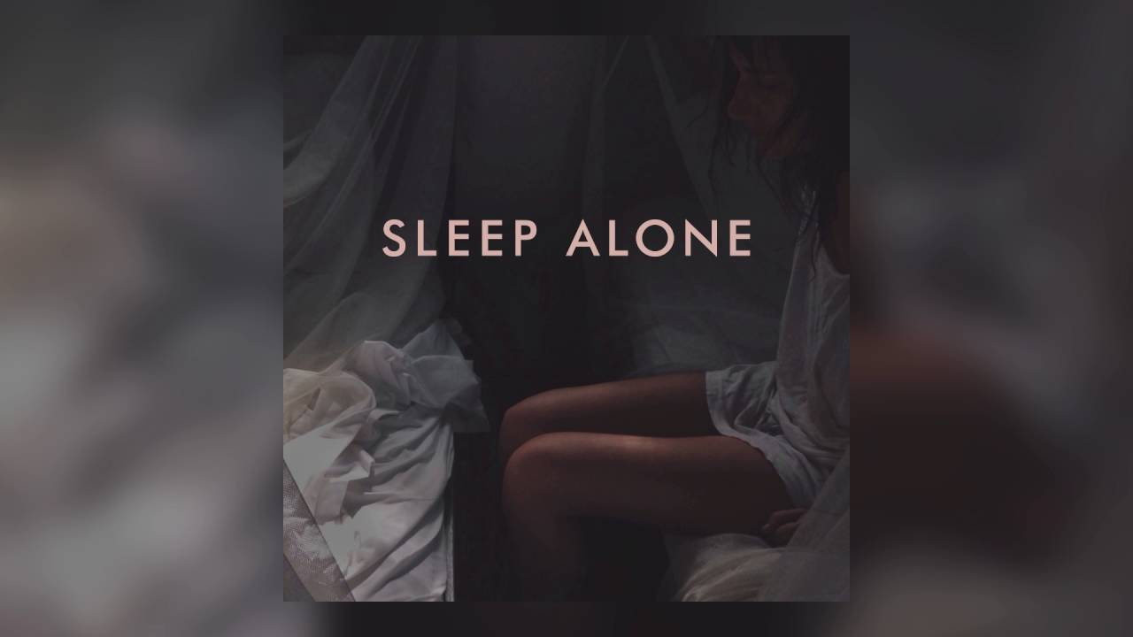 Black Coast – Sleep Alone feat. Soren Bryce (Cover Art)