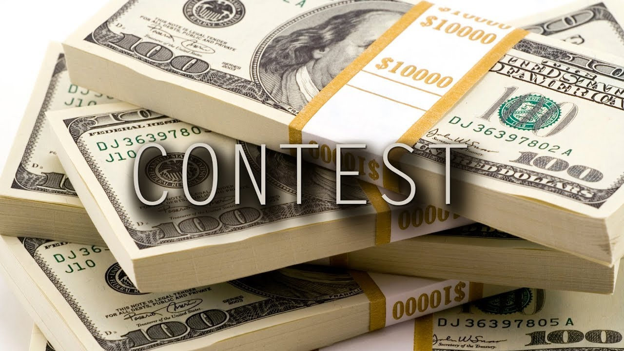 1000$ Contest For Artists – September 2017