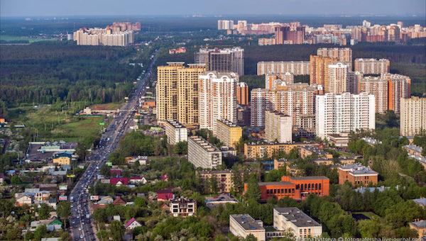 Балашиха переплюнула по численности населения Тулу и Сахалин