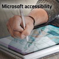 Microsoft Accessibility Tools