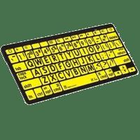 Large-Print BlueTooth Keyboard (Mini)