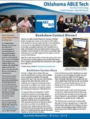 2018 ABLE Tech Newsletter (Winter)