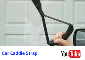 Car Caddie Strap Video
