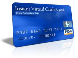 instant virtual credit card